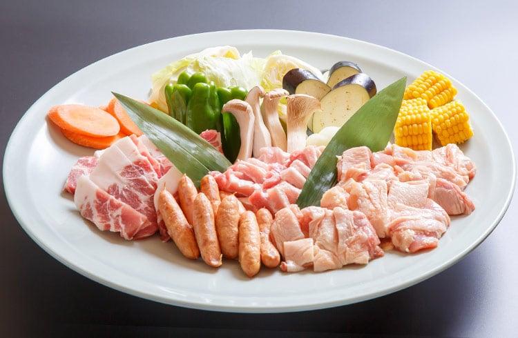 牛+野菜(C)