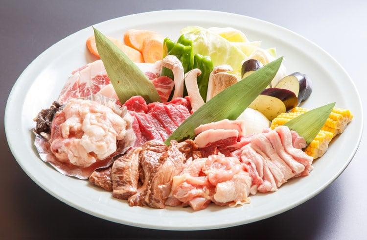 牛+野菜(A)