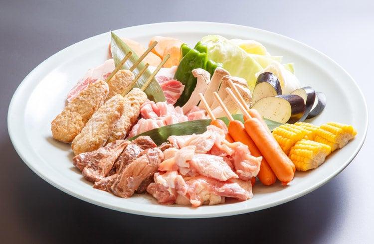 牛+野菜(B)